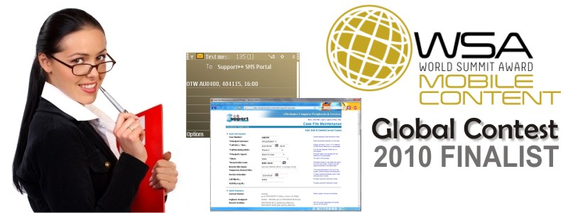 Datapacific Corporation's Support++ is the Philippines' 2010 nominee for the World Summit Award